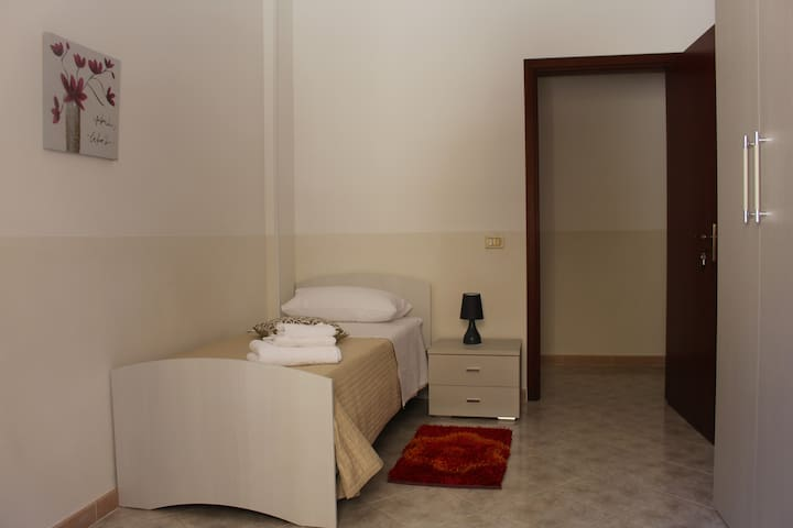 Single room in spacious apartment
