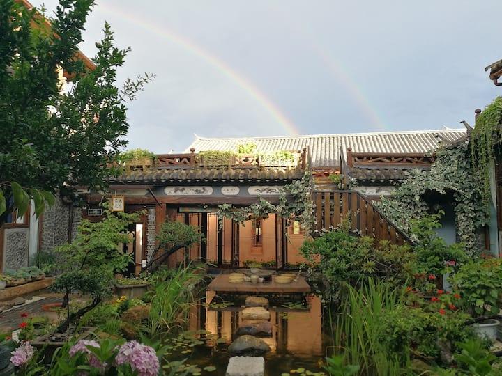 剑川县沙溪古镇好时光庭院大床房