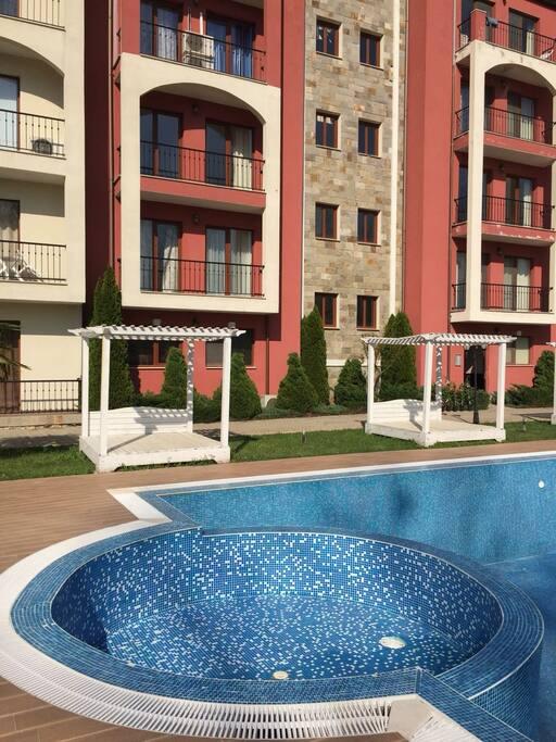 4 этаж в пятиэтажных апартаментах