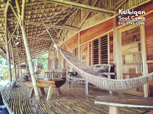 Kaibigan Soul Camp • WHALESHARK • longhouse garden