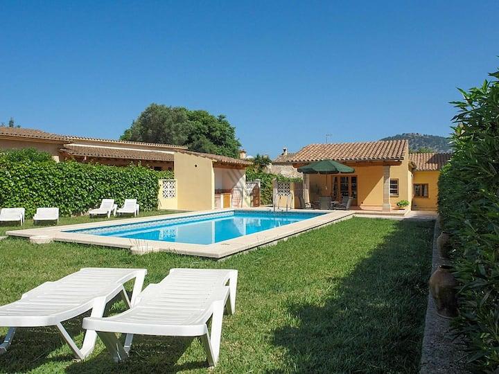 Ca'n Bajoca II , villa in Pollensa, Mallorca