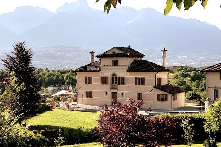 Villa d'Or, Dolomiti