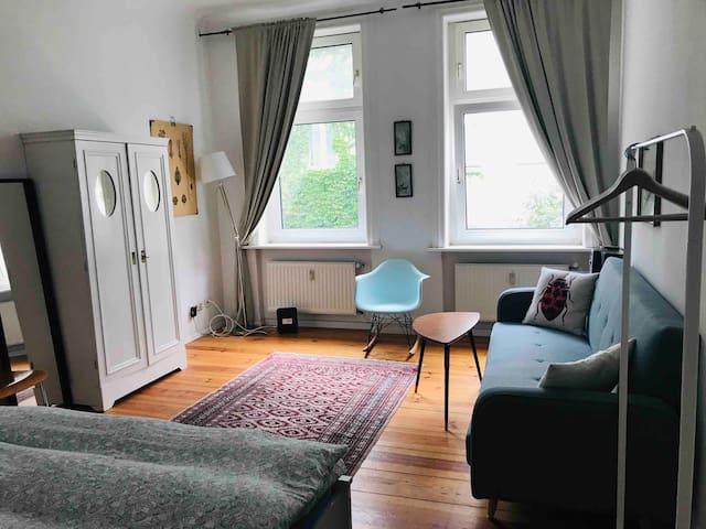 Claen and nice flat in  Neukölln