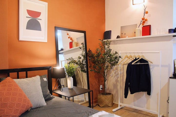CENTRAL STUDIO|STAY AS A LOCAL|No189 CO BAC STREET