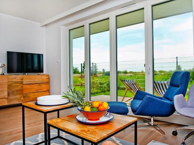 Apartament Na Plaży - A8 - Jastarnia