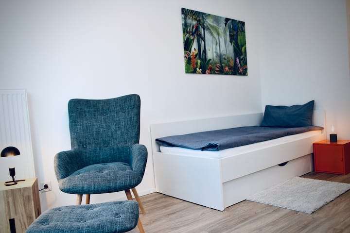 FA Frese Apartments - DESIGN S - JUNGLE