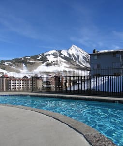 Base Camp Condor - Mount Crested Butte