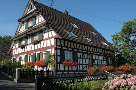Ferienhof Waldhuber - Oberkirch - Pis