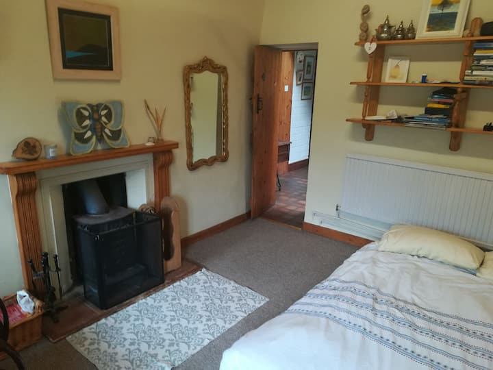 Big double room, friendly and help with your trip