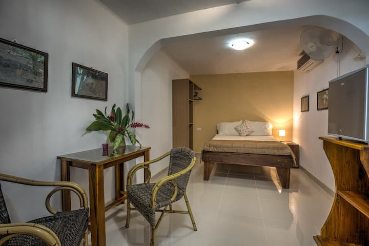 Cabinas Yucca Double Room  Limited Ocean View - AC