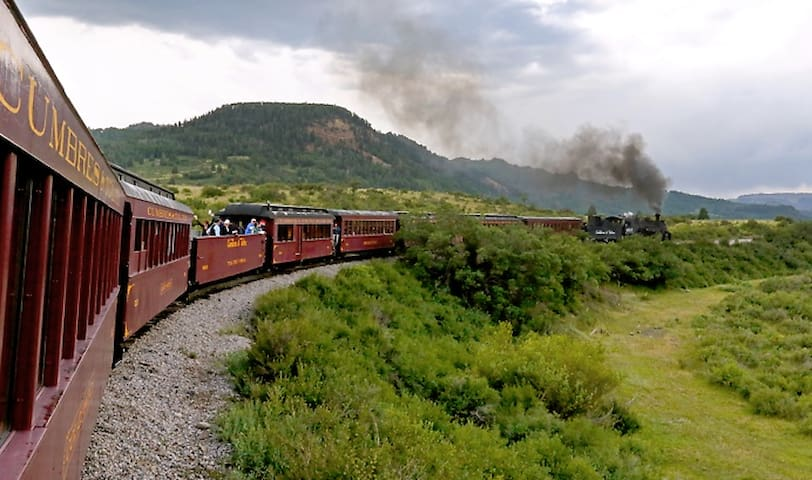 Coal Train Inn - Colorado Springs - Casa