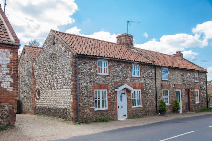 Cobble Cottage - Brancaster - Hus
