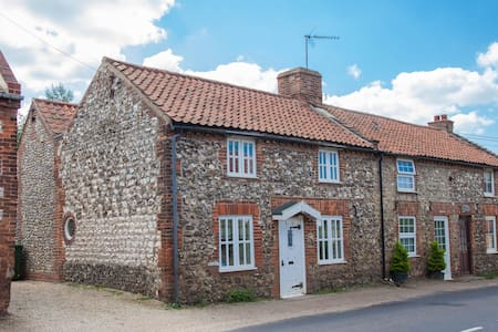 Cobble Cottage - Brancaster - 独立屋