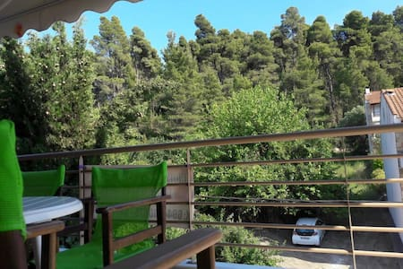 Siviri Forest View Apartment !!