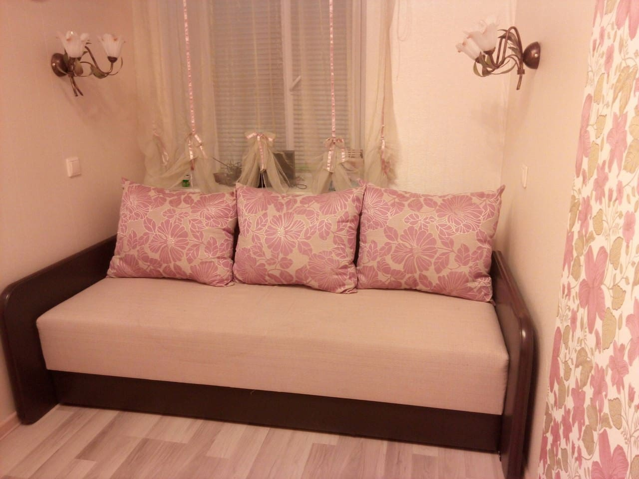 Bedroom with a bed for 2 persons