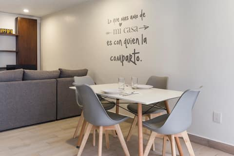 Cute and ideally located, welcome to our place !