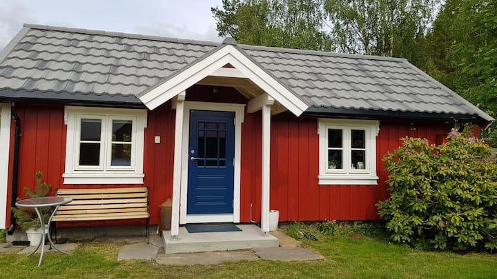 Cabin - Litjstuggu ‐ Øvermoen Småbruk