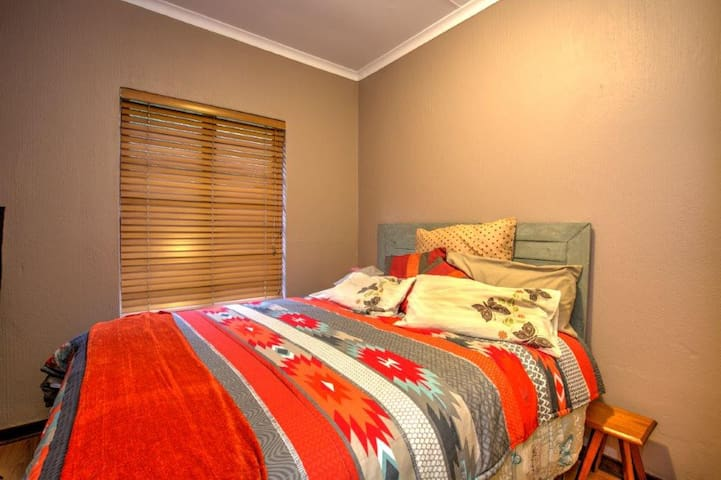 Comfy and Spacious Private Room in Fourways