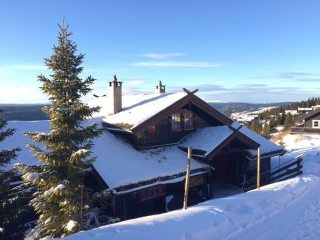 Hafjell Panorama ski-in/ski-out