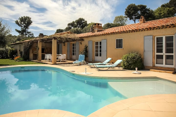 Luxurious villa with pool Le Rouret - Roquefort-les-Pins - Villa