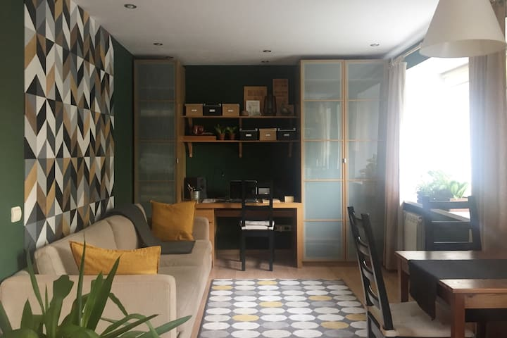 Уютная квартира недалеко от центра Екатеринбурга