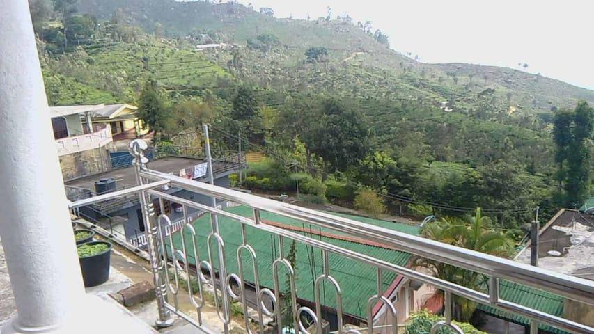 Amaya View Guest Inn Haputale - Haputale - Guesthouse