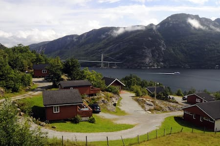 Lysefjord Hyttegrend - Oanes