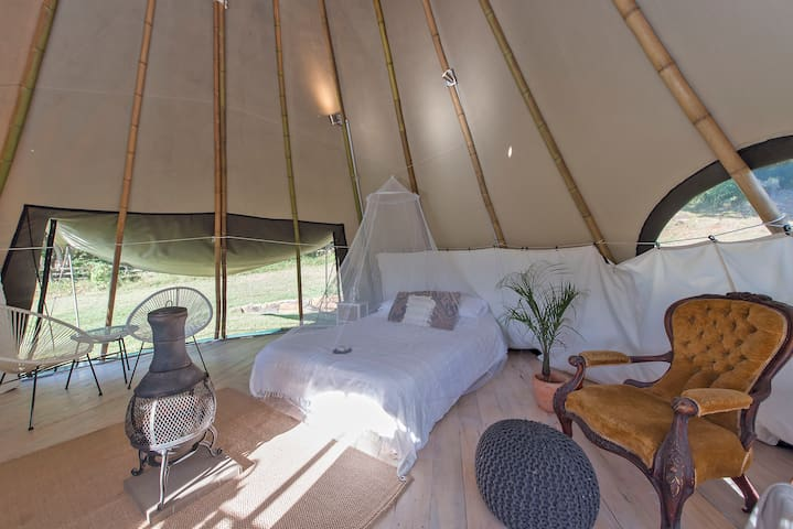 Romantic Sioux Tipi