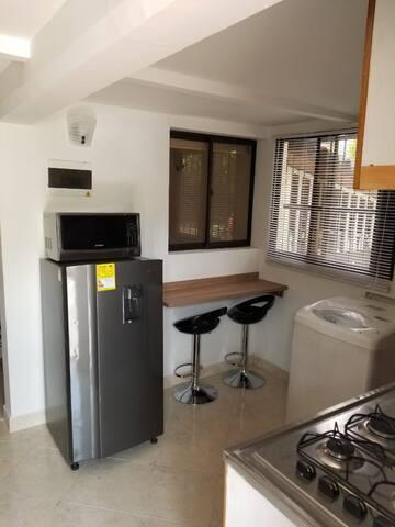 Acogedor apartamento, muy buena ubicación