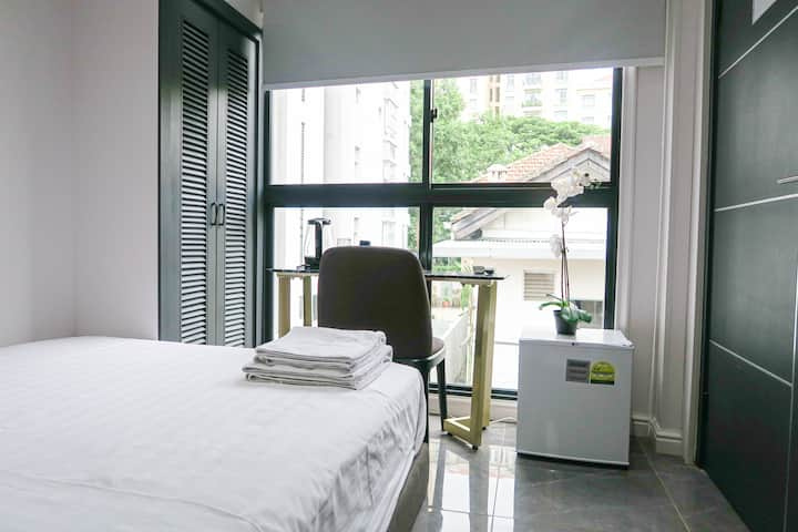 New Comfy Room Suite/ WIFI @ Orchard/Somerset Area