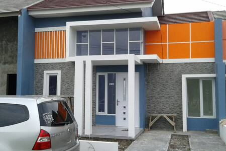Colourfull house to cheer you up - Kecamatan Sidoarjo