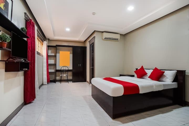 Superior Double In Tcc Condo-hostel
