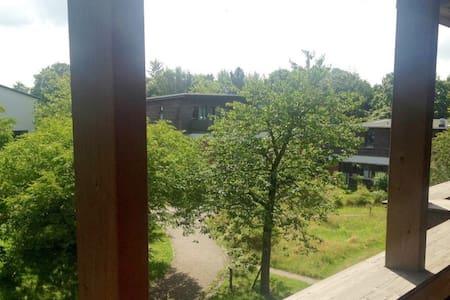 Wohnen im Ökodorf Allmende am grünen Rand Hamburgs - Ahrensburg - アパート