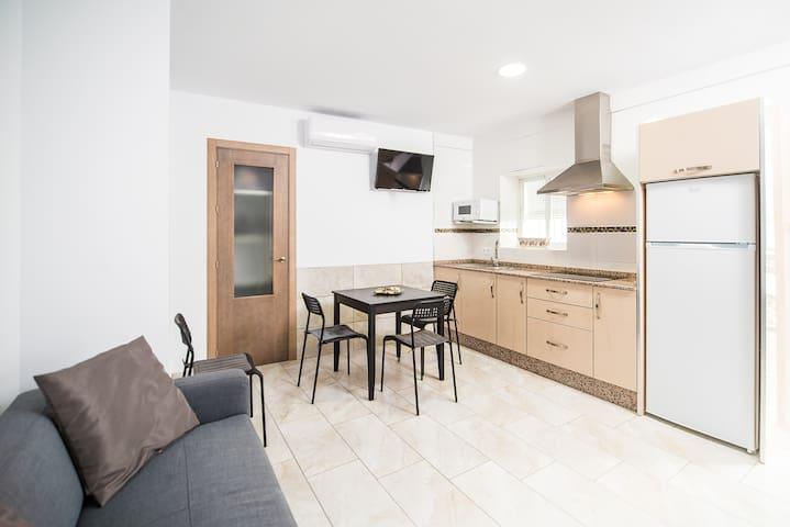 Modern and ideally located - Apartamento Chiclana 1