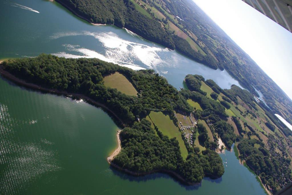 domaine du lac