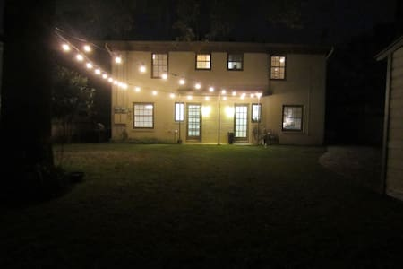 Bright House with a large yard - Bellaire - Wohnung