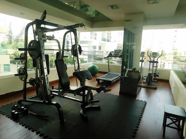 Gym - Gimnasio