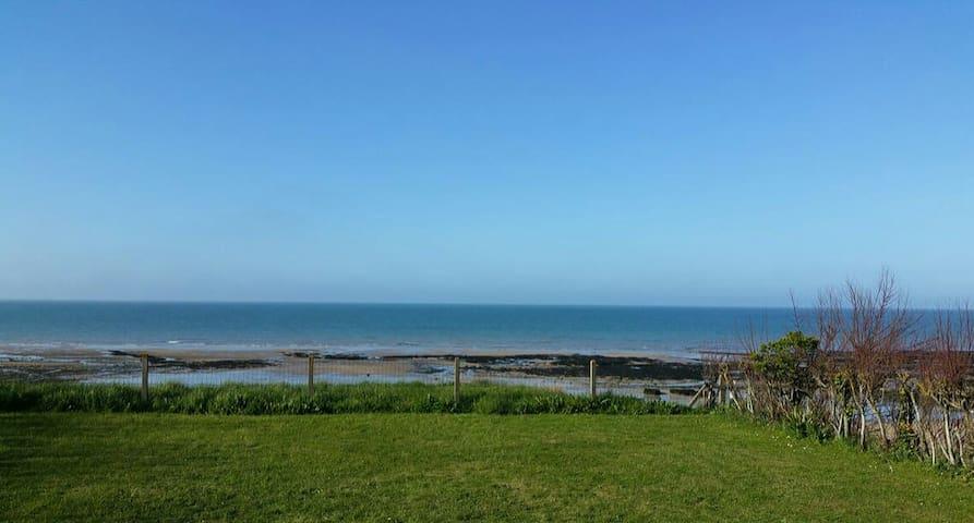villa front de mer