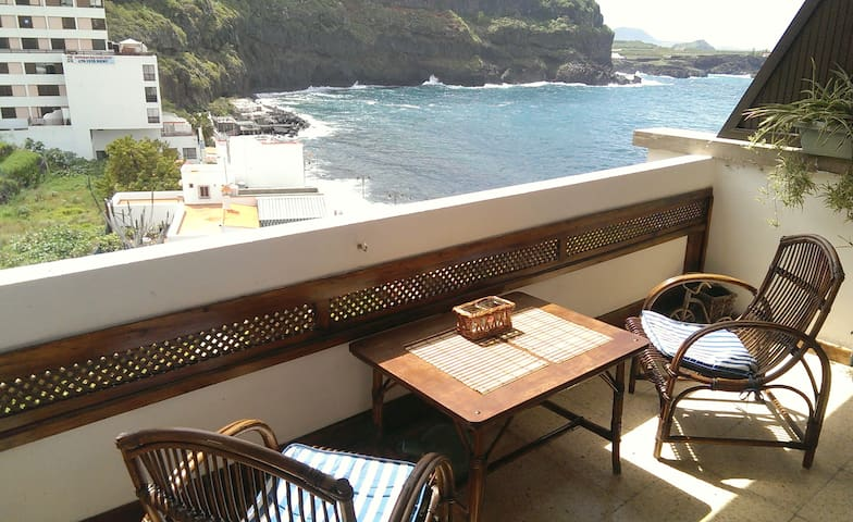 Marine Apartment. Stunning sea view - Icod de los Vinos - Appartement
