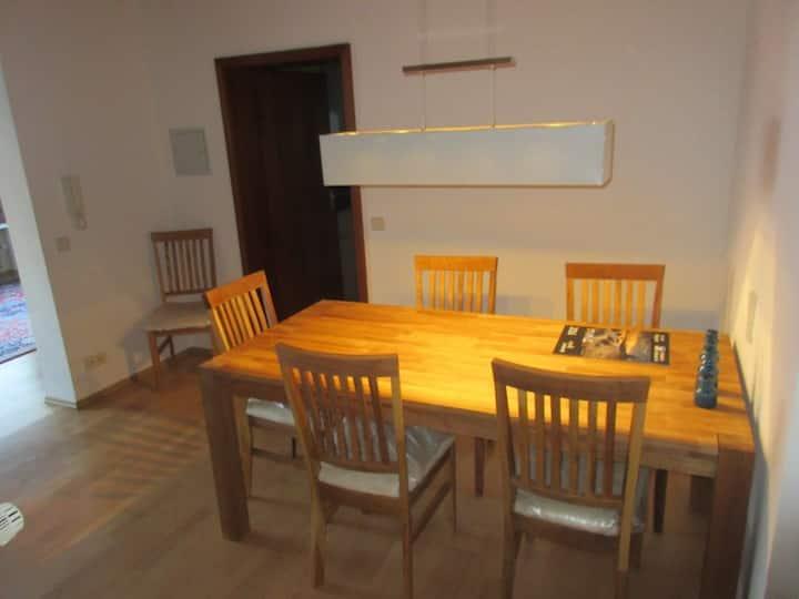 Ferienwohnung Kreuzbühl, (Albstadt-Ebingen), Ferienwohnung, 90qm, 2 Schlafzimmer, max. 4 Personen
