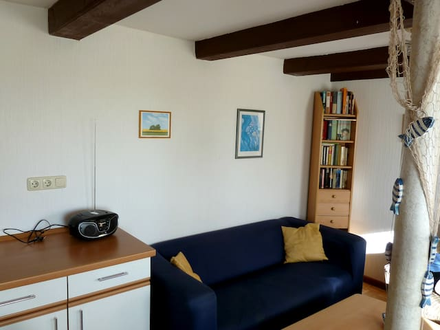 cozy apartment near the Baltic Sea