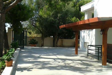 Villa a 150 mt dalla spiaggia - Campomarino
