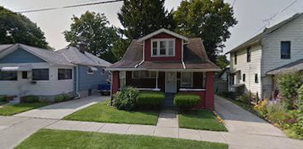 My Home at 1244 Tampa Avenue, Akron, Ohio 44314