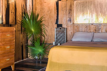 Casa Palma ☀ Tropical Paradise inside the Jungle!