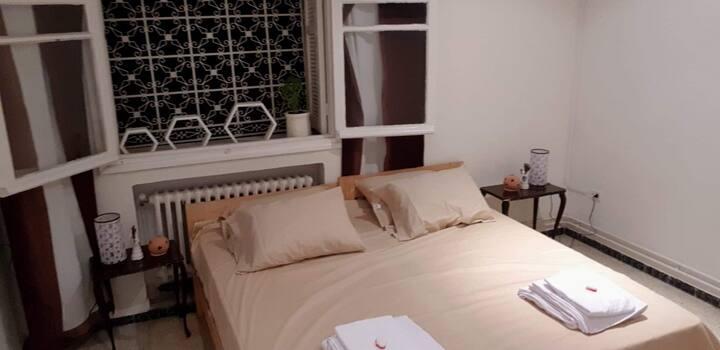 Green villa Best Hostel Tunis - work tourist