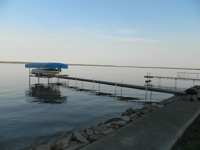 LAKE WINNEBAGO EAA - VACATION HOME - Fond du Lac - Casa