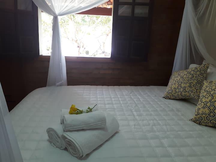 Ap. Luxo - Vila das Mangabeiras - Corumbau