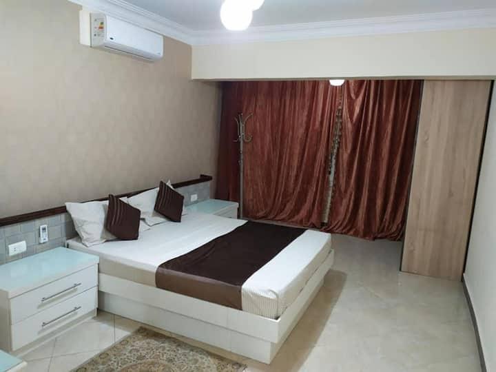 1 bedroom studio infront of CITY STARS MEGA MALL
