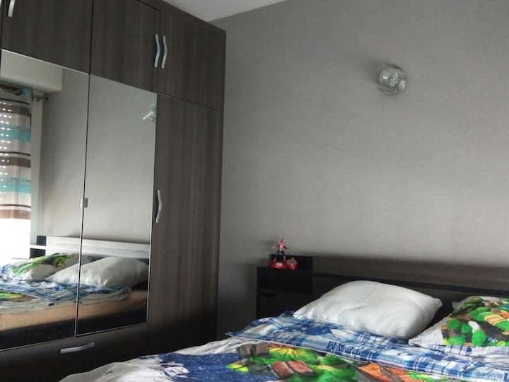 Appartement T2 avec vue
