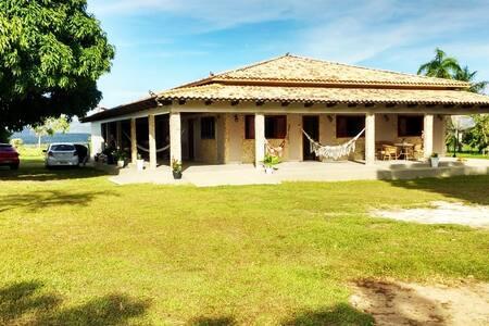 Casa de Campo - Chapada dos Veadeiros - Goiás - GO